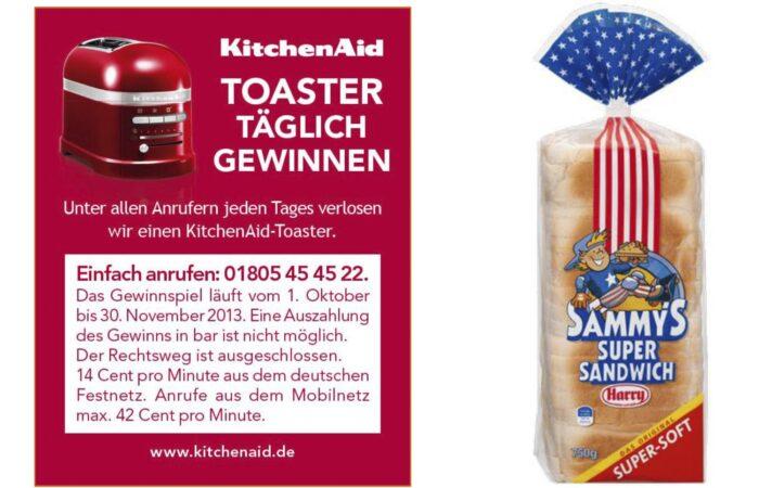 Markenkooperation_KitchenAid_Sammys Super Sandwich